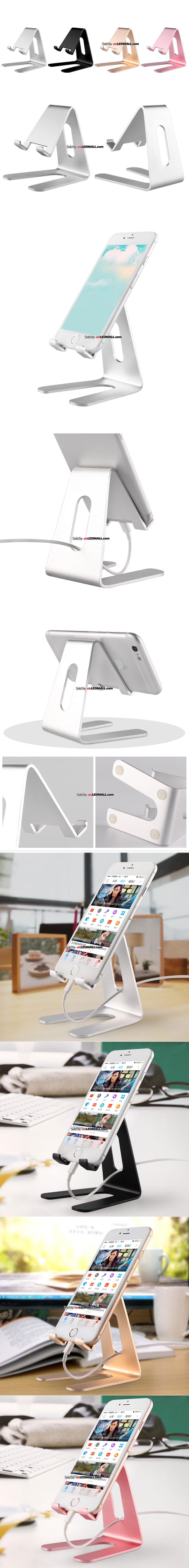 알루미늄 스마트폰/테블릿 PC 거치대 (아이맥 스타일)