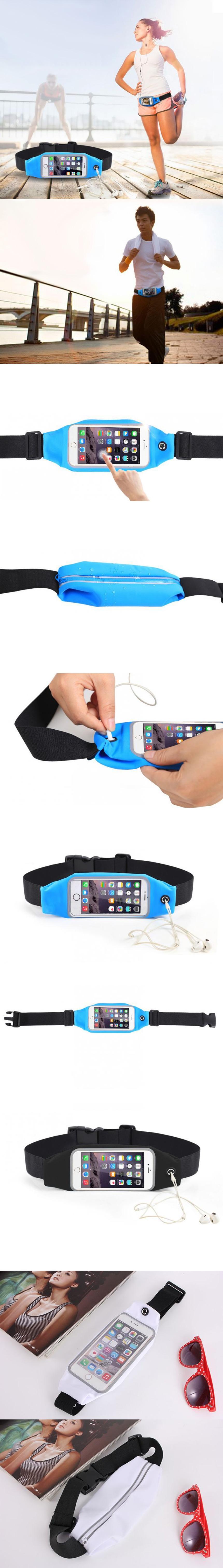 스마트폰 방수팩/스마트폰 방수 수납벨트
