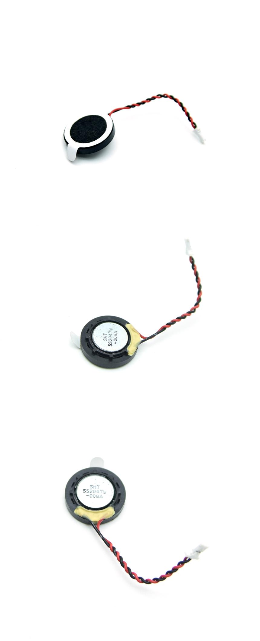 [수량한정] 초미니 다이나믹 스피커 SHT SS2047W-0008A (20mm)