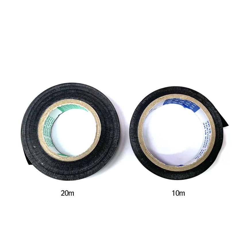 태영 전기 절연 테이프 (연성타입,19mm x 20m) - 블랙